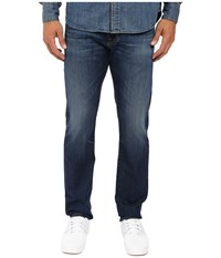 Ag Adriano Goldschmied Matchbox Slim Straight Jeans In Levee Levee Men's Jeans Blue