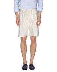 Umit Benan Trousers Bermuda Shorts Men