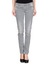 Pence Denim Pants Grey