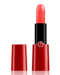 Giorgio Armani Rouge Ecstasy Color And Care Lipstick Corals Pop