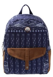 Roxy Carribean Rucksack Dancing On Combo Blue