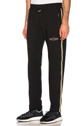 Represent Scuba Relaxed Track Pant Black