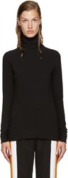 Haider Ackermann Black Duplessis Turtleneck
