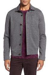 Ted Baker Men's London Collared Jersey Jacket