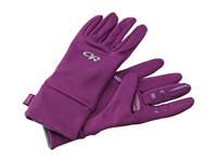 Outdoor Research Women's Backstop Gloves Orchid Gore Tex Gloves Purple