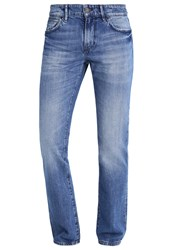 Boss Orange Straight Leg Jeans Light Blue