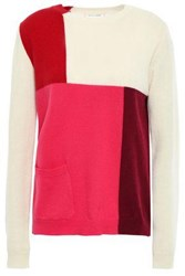 Chinti And Parker Woman Wool Cashmere Blend Sweater Multicolor