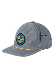 Neff Cap Black Mottled Grey