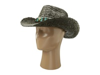 Mandf Western 71140 Sage Fashion Cowboy Hats Black