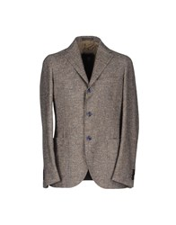 Royal Hem Blazers Grey