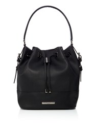 Kenneth Cole Madison Bucket Handbag Black