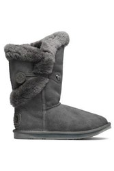 Australia Luxe Collective Shearling Boots Gray
