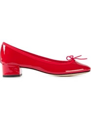 Repetto 'Camille' Ballerinas Red