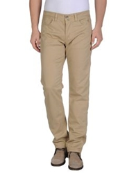 Jaggy Casual Pants Blue