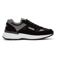 Church's Black Suede Ch873 Sneakers