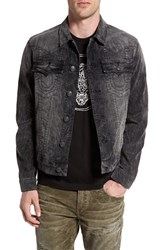 True Religion Men's Brand Jeans 'Jimmy' Corduroy Western Jacket