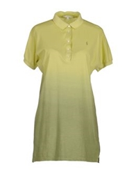 Siviglia Short Dresses Light Green