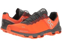 On Cloudventure Peak Flame Shadow Men's Shoes Orange