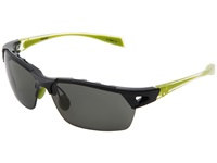 Native Eastrim Iron Fr Crystal And Green Temple Gray Lens Plastic Frame Sport Sunglasses Yellow