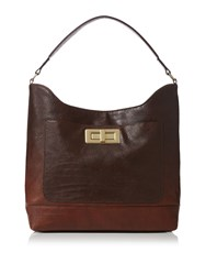 Therapy Lesley Hobo Bag Tan