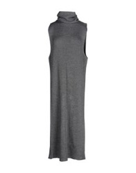 Malloni Turtlenecks Grey