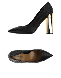 Neil Barrett Footwear Courts Women Black