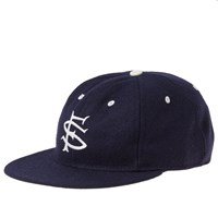 Ebbets Field Flannels San Francisco Seals 1955 Cap Blue
