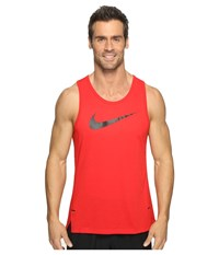 Nike Dry Elite Basketball Tank University Red University Red Black Men's Sleeveless
