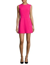 French Connection Sleeveless A Line Mini Dress Pink