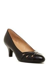 Naturalizer Dixie Kitten Heel Pump Wide Width Available Black