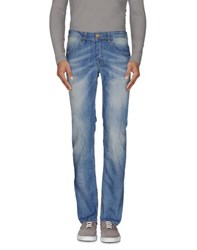 Fifty Four Denim Denim Trousers Men