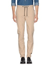 Versace Collection Casual Pants Dove Grey