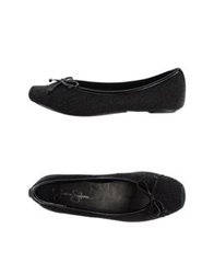 Jessica Simpson Ballet Flats Dark Brown