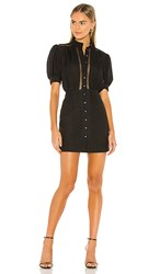 C Meo Collective Worthy Dress In Black.