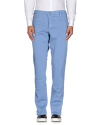 Bill Tornade Billtornade Trousers Casual Trousers Men Pastel Blue