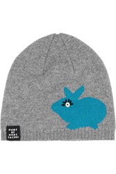 Marc By Marc Jacobs Don't Sweat My Pet Merino Wool Beanie