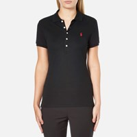 Polo Ralph Lauren Women's Julie Shirt Black