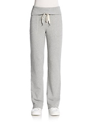 Candc California French Terry Sweatpants Heather Grey