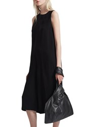 French Connection Manhatten Solid Jumpsuit Black
