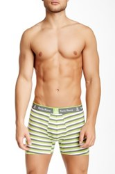Psycho Bunny Novelty Boxer Brief Green