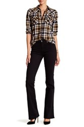 7 For All Mankind Kimmie Bootcut Jean Black