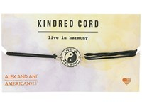 Alex And Ani Cosmic Love Kindred Cord Bracelet Live In Harmony Sterling Silver Bracelet
