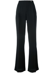 Versace Collection Tailored Trousers Black