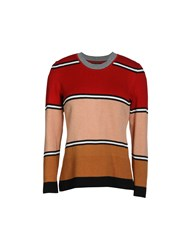 Creatures Of The Wind Sweaters Red