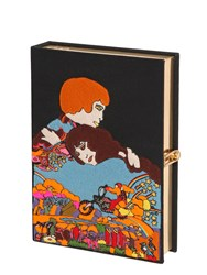 Olympia Le Tan Romeo And Juliet Embroidered Box Clutch