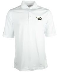 Antigua Men's Arizona Diamondbacks Extra Lite Polo White