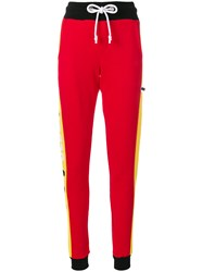 Gcds Yachting Club Joggers Red