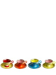 Pols Potten Grandma Set Of Espresso Cups And Saucers