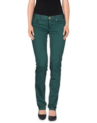 Michelle Windheuser Casual Pants Emerald Green