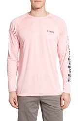 Columbia Men's Pfg Terminal Tackle Performance Long Sleeve T Shirt